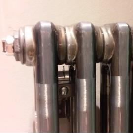 Стальной трубчатый радиатор Zehnder Charleston 2180 Completto ( №69 ТВВ) Tehnoline